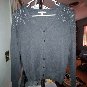 Sparkly sweater size s
